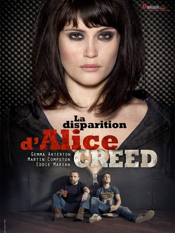 La Disparition d'Alice Creed -