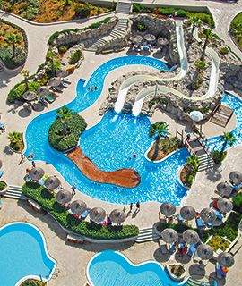 Olympia Oasis   All Inclusive Hotel in Peloponnese   Family Holidays