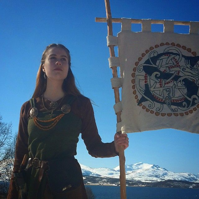 "annethearcher: "" Viking Pride """