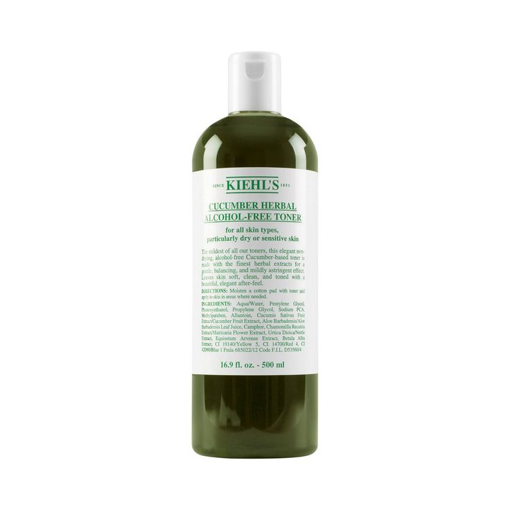 A cucumber based toner formulated with finest gentle herbal extracts clarifies skin and removes residual of cleanser or make up and gives natural soothing, balancing and mildly astringent effect, tones skin without drying out moisture and leaves skin soft, clean with a comfortable feel.