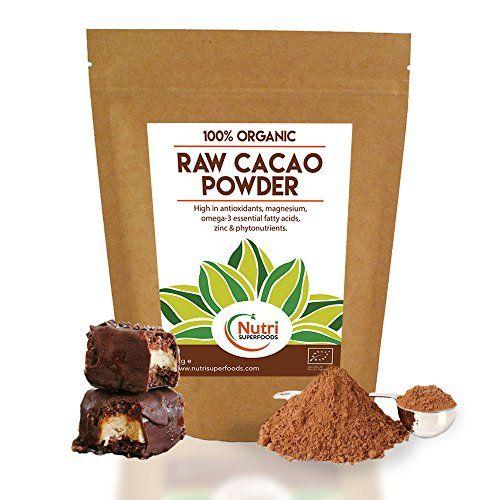 Raw organic cacao powder, pure nutritious vegan dark choc... https://www.amazon.co.uk/dp/B01B0T0L8K/ref=cm_sw_r_pi_dp_x_8xxdAbDCVCSNK