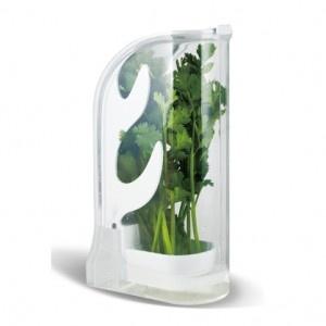 Para evitar que se deterioren las hierbas en la nevera, ¡Nuestros ingredientes preferidos en la cocina!, protégelas en un recipiente duro y con entrada de aire para que no se marchiten.    Compra Online: http://bit.ly/GDfDTo   $35950 (Colombia)