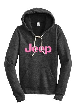 Jeep%AE+Ladies+Hooded+Pullover