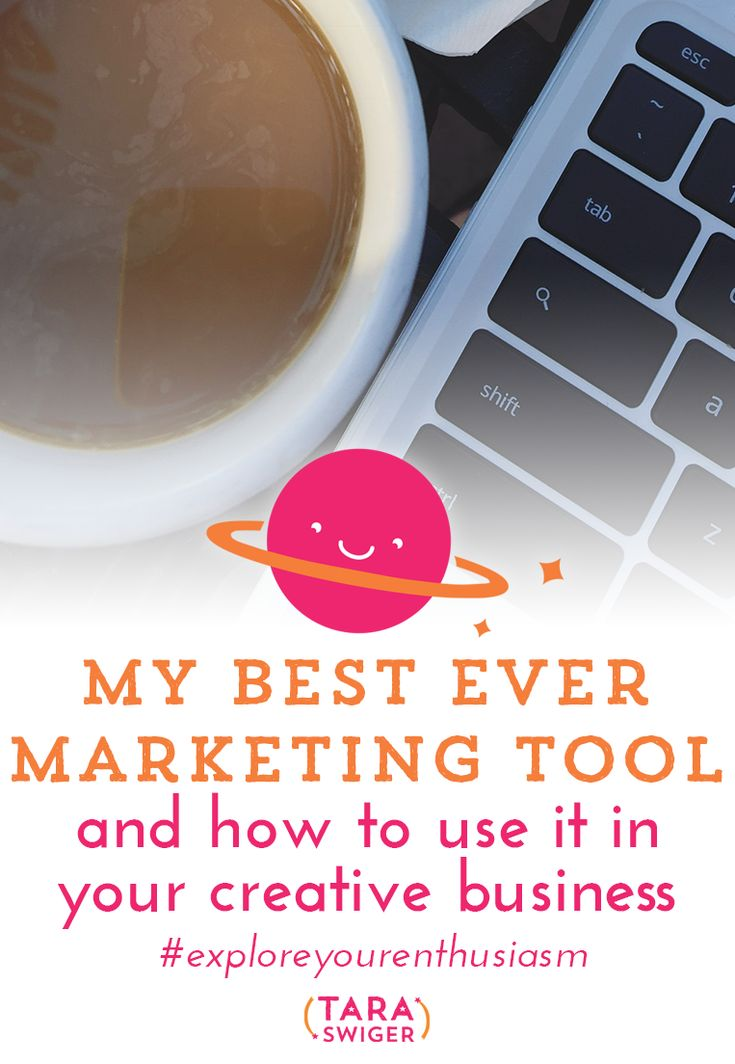 The best marketing tool I've ever used was my podcast, and I've seen podcasting work marketing wonders for other artists, crafters, and makers too! // Tara Swiger