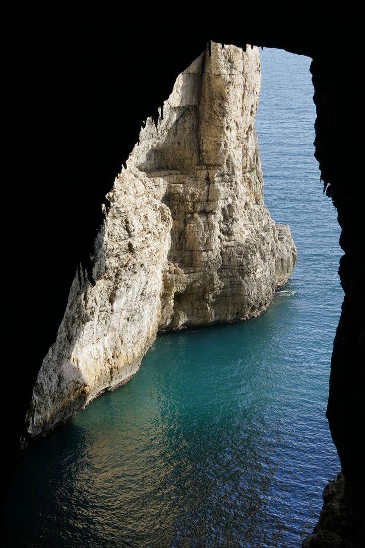 Grotta del Turco, Gaeta - Foto scattata da Roberta Bertini