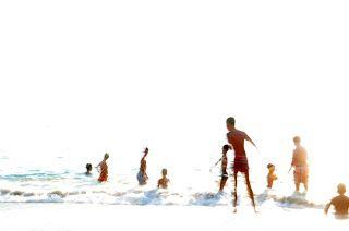 Despina Theodoridou-Krents swim,beach,summer,Greece