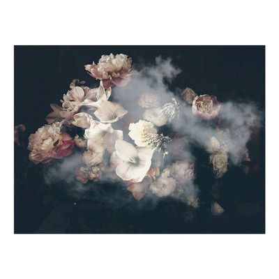 Up in Smoke Canvas Wall Art