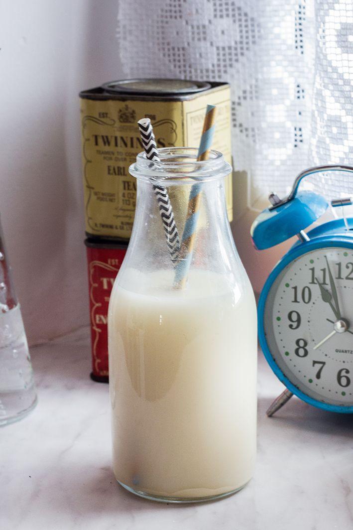 Domowe mleko jaglane