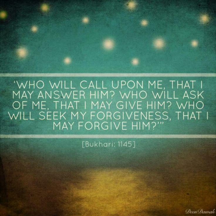 Tahajud Prayer