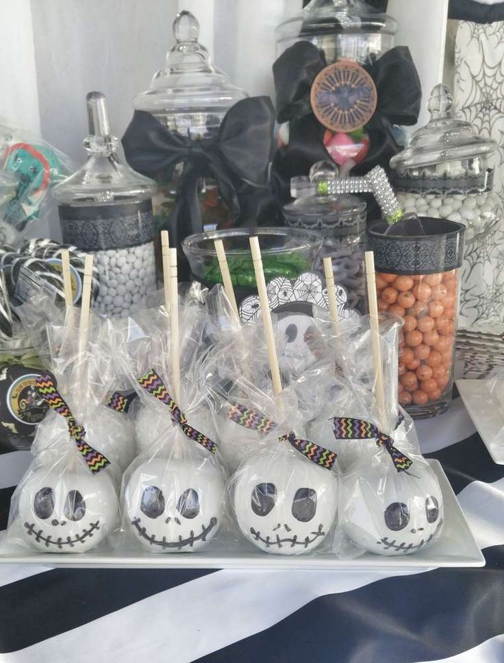 nightmare before christmas baby shower party ideas christmas baby