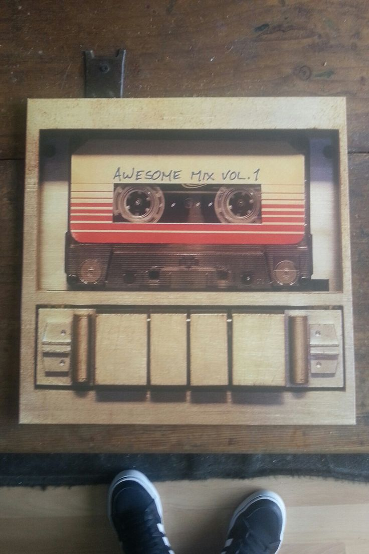 Guardian of the galaxy soundtrack