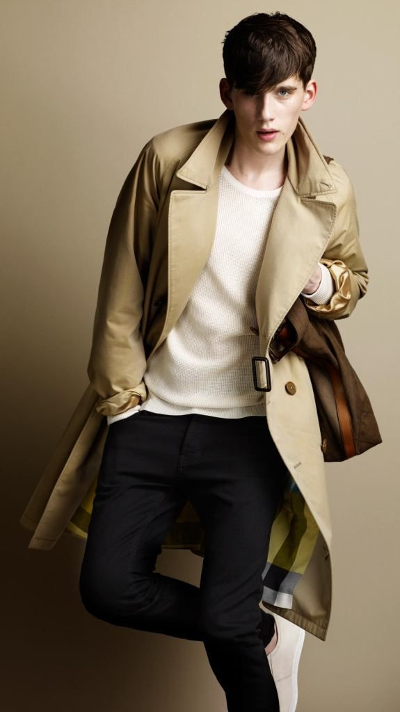Stylistic Staples.  BB Long coat. My Cup Of Tea.