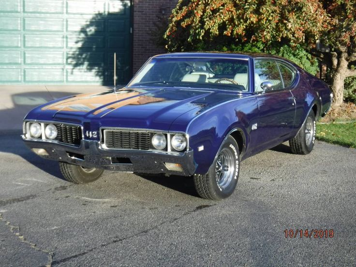 1969 Olds 442 (Grand Junction, CO)