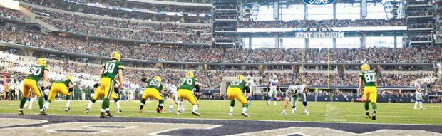 Dallas Cowboys, Dallas Cowboys schedule 2013 2014, Dallas Cowboys vs. Green Bay Packers, Green Bay Packers