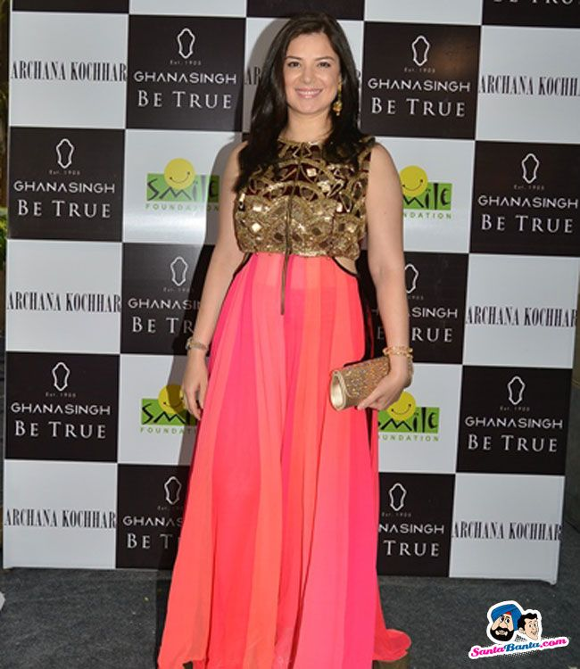 Mothers Day Celebrations for Smile Foundation -- Urvashi Sharma Picture # 305700