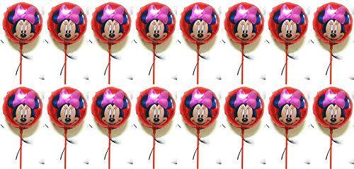 MINNIE 16 Palloncini per Feste di Compleanno 20cm dia Par... https://www.amazon.it/dp/B01D937MU0/ref=cm_sw_r_pi_dp_QzfuxbXKN9TGZ