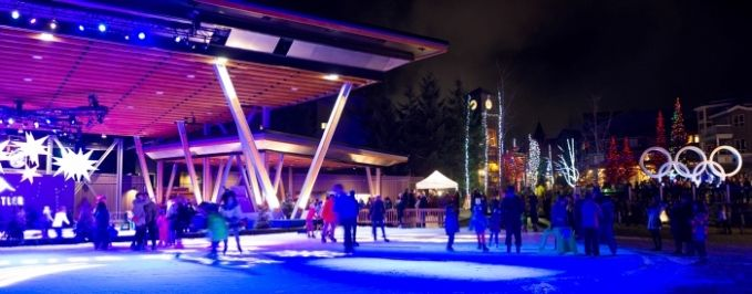 Spend the evening with your family exploring all three ticketed NYE venues in Whistler. The whole family will be engaged by the entertainment and delighted by the activities at each location. Be sure to visit each one.  Tickets are available online from December 1, as well as at the Whistler Visitor Information Centre, Millennium Place and Meadow Park Sports Centre.