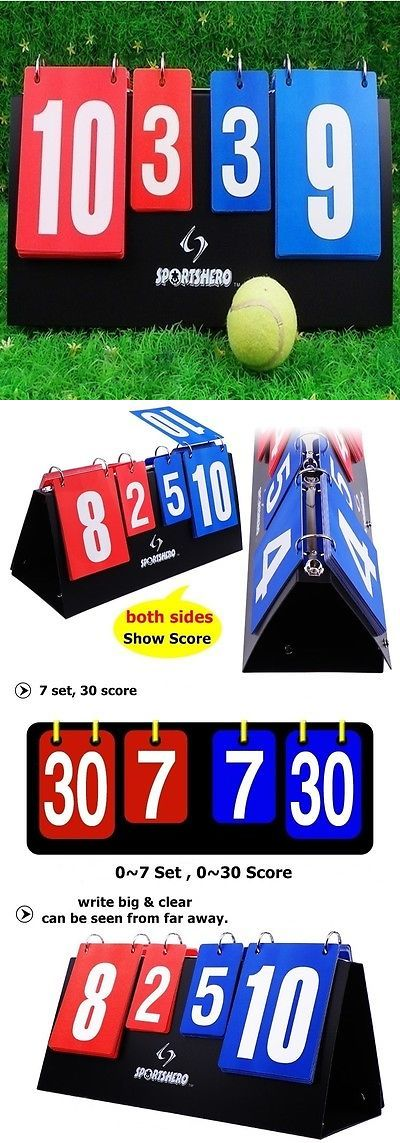 Other Team Sports 159133: 2,Scoreboard Portable Multi Sports Volleyball Basketball Table Tennis Score I -> BUY IT NOW ONLY: $38 on eBay!