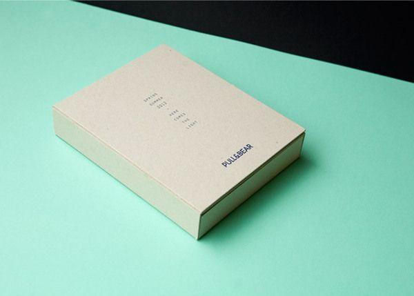 Pull & Bear SS 012 Catalogue by Ana Mirats, via Behance