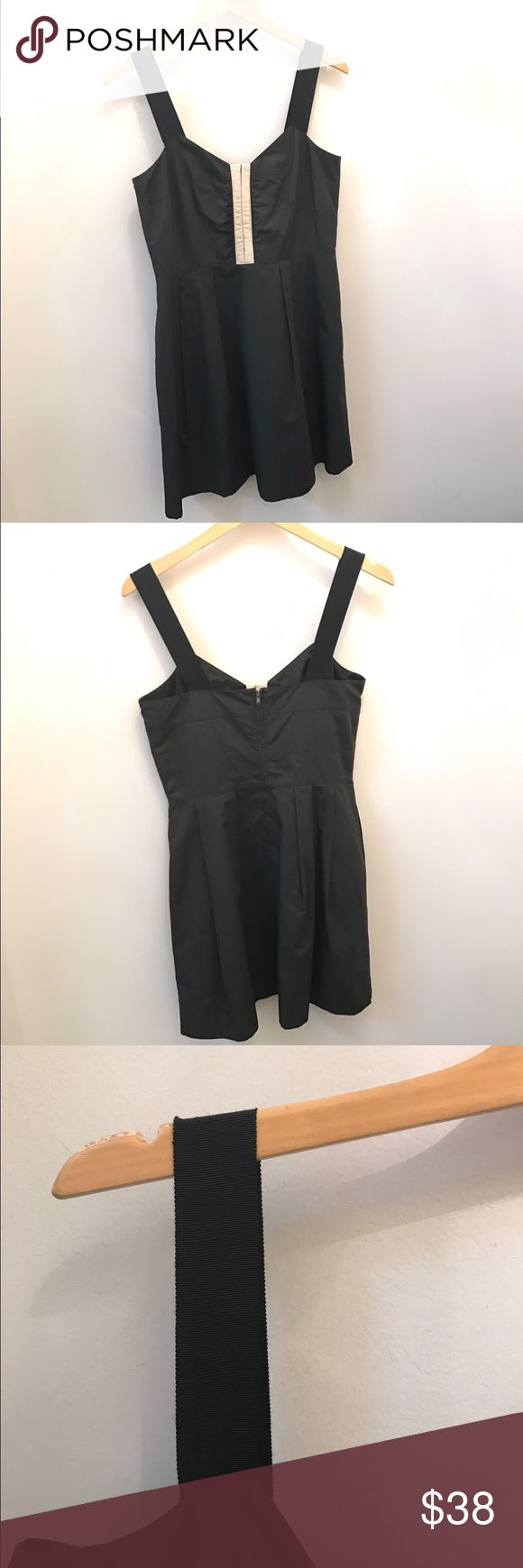 J crew bustier cotton poplin dress Very good  condition. No offline transactions or trades. Location: Boca Raton, Fl. I have items in 2 different locations, only items from the same location can be bundled. J. Crew Dresses