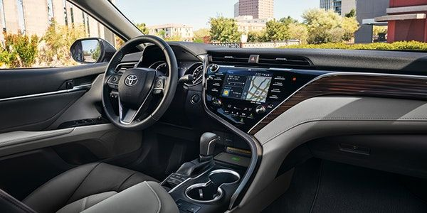 2019 Toyota Camry Mid Size Car Peace Of Mind Standard Toyota