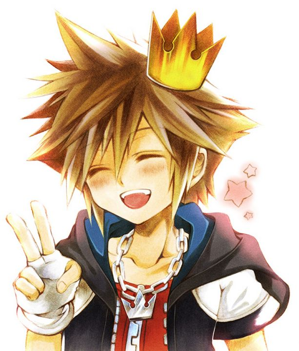 Kingdom Anime: Best 25+ Sora Kingdom Hearts Ideas On Pinterest