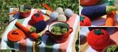#tutorial #amigurumi #vegetables #handmade #AtelierFaggi #aproposde #lemondedeNicole