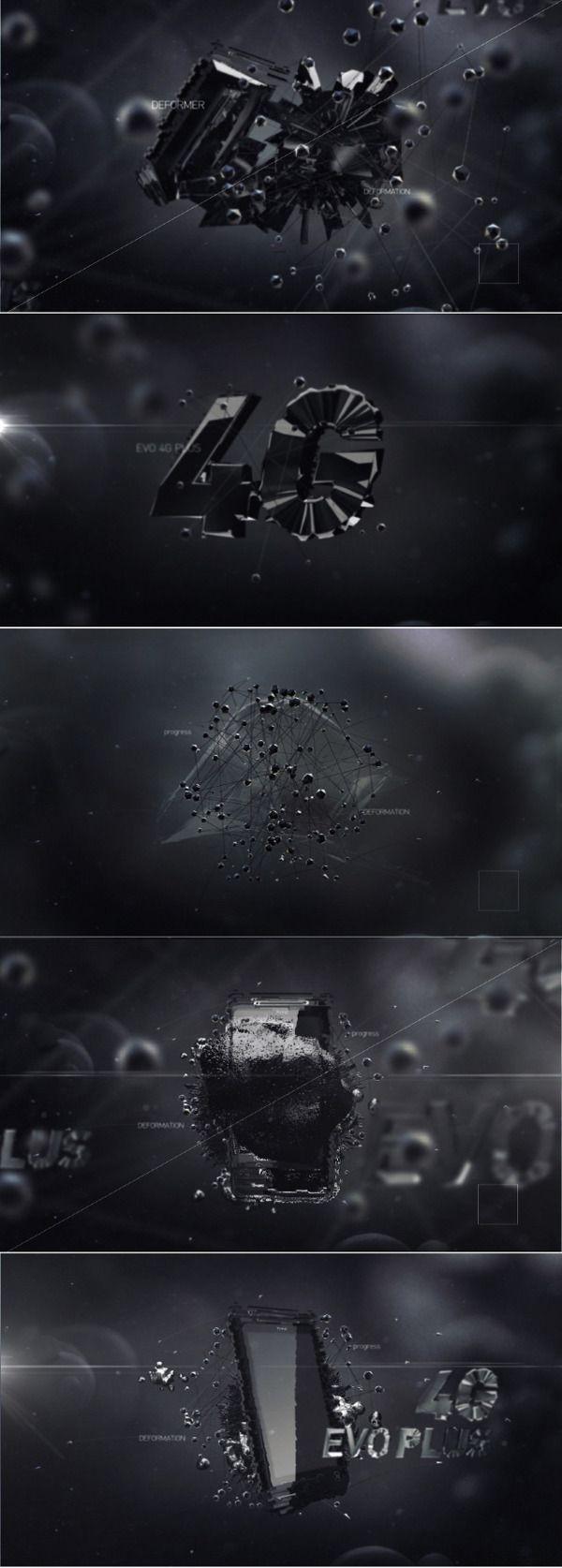 HTC Evo 4g plus by taiho roh, via Behance