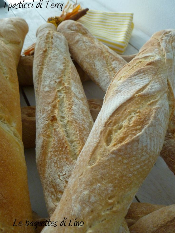 "I added ""Baguettes - I pasticci di Terry"" to an #inlinkz linkup!http://www.ipasticciditerry.com/baguettes/"