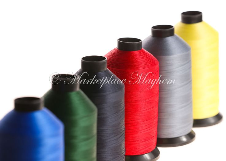 STRONG BONDED NYLON - SEWING THREAD -20/40/60S - TEX 138/70/45 - 500 METRE/4000M
