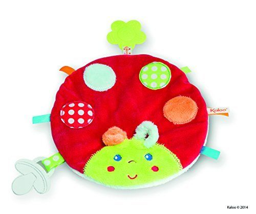 Kaloo Colors Activity Toys My Sweet Ladybug Doudou. #Kaloo #Colors #Activity #Toys #Sweet #Ladybug #Doudou
