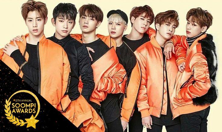 15 Boy Groups That Rocked K-Pop In 2016 via @soompi
