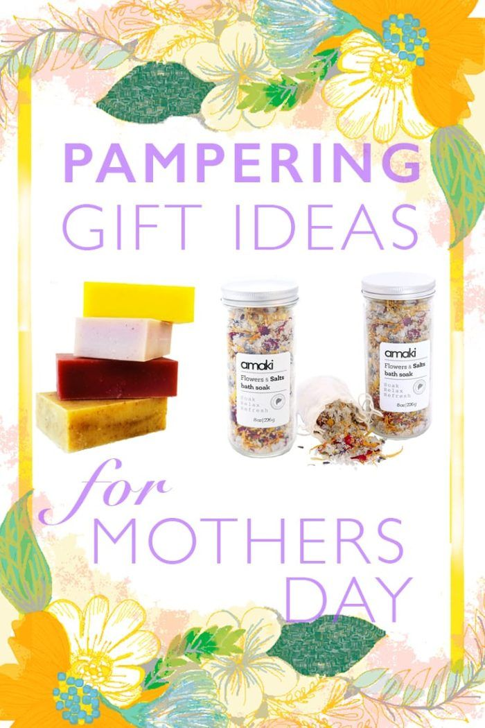 Mothers Day Gifts | Pampering Gift Ideas for Mother's Day | Mother's Day Gifts | Click through to see a great range of gift ideas!