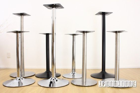 MARLO  Chrome Steel Table Bases , Commercial & Hospitality Furniturte