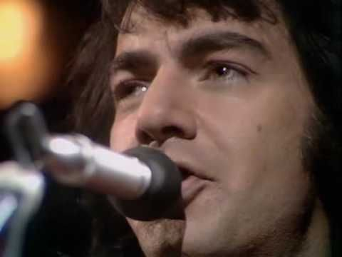 Neil Diamond - Solitary Man - High Quality Video & Sound Live Concert