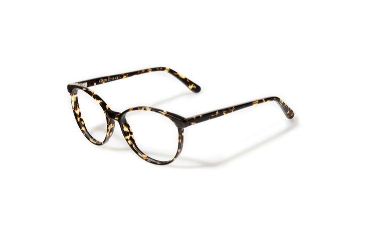 L.G.R sunglasses Mod. KEREN havana scuro