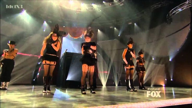 Mia Michael's Choreography  Opening Group Number SYTYCD 10 Top 8)