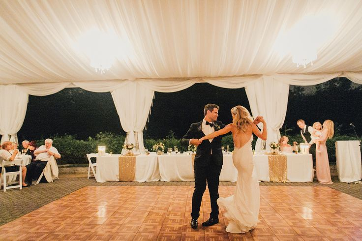Miller Lash House elegant tented wedding reception | Photography: Taylor Roades Photography - www.taylorroades.com Read More: http://www.stylemepretty.com/canada-weddings/2015/03/20/glamorous-toronto-wedding/