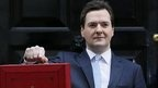 BBC News: Nick Robinson, Stephanie Flanders and Robert Peston discuss Osborne's #Budget2013 speech