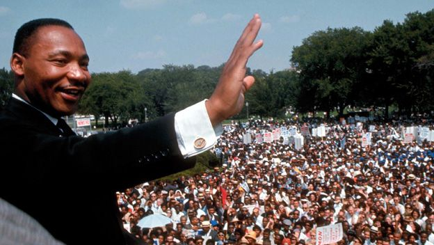 """Nice How Martin Luther King's """"I Have a Dream"""" Speech Became An Impromptu Addition To The March On Washington"""