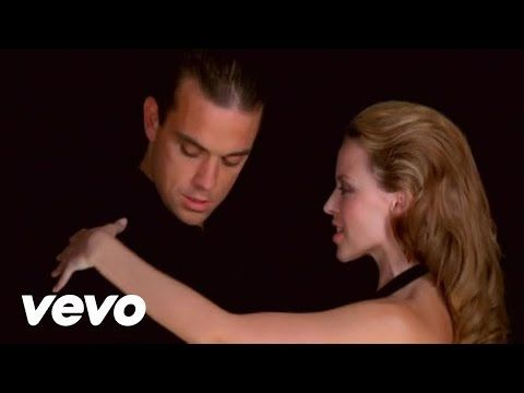 Robbie Williams and Kylie Minogue - Kids - YouTube
