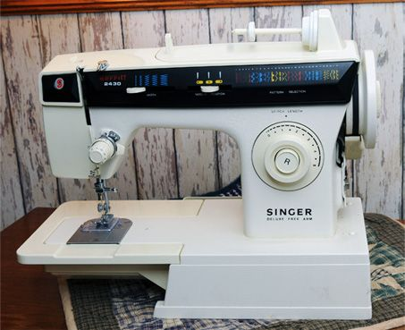Singer Merrill 40 Sewing Machine Love The Older Model Heavy Metal Custom Metal Singer Sewing Machine