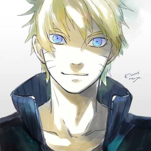 Naruto soooo hot                                                       …