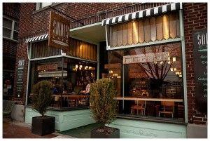 Saint's Cafe Exterior