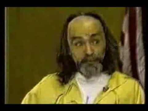 Don't judge me, but I love reading about Charles. His mind and history is so interesting! Charles Manson Epic Answer (Full Answer)
