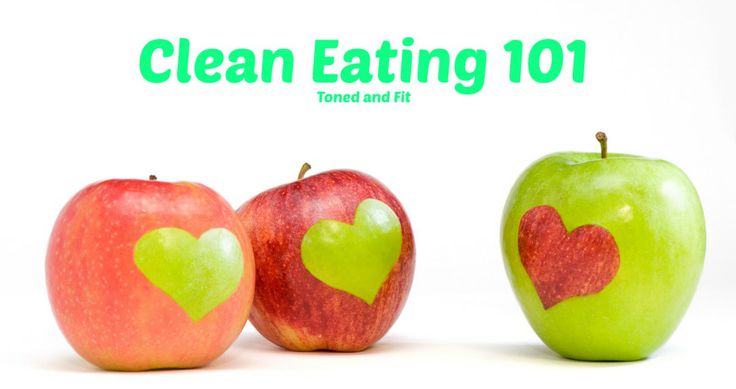 Clean Eating 101 - Clean Eating Grocery List! | Toned & Fit