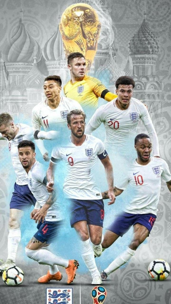 England Football Team Players Wallpaper In 2020 England Football Team England Football England National Football Team