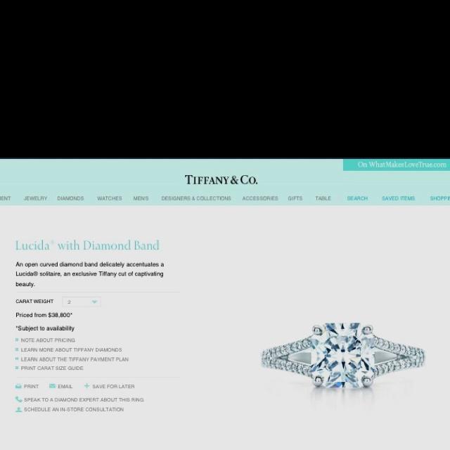 Tiffany wedding bands lucidal