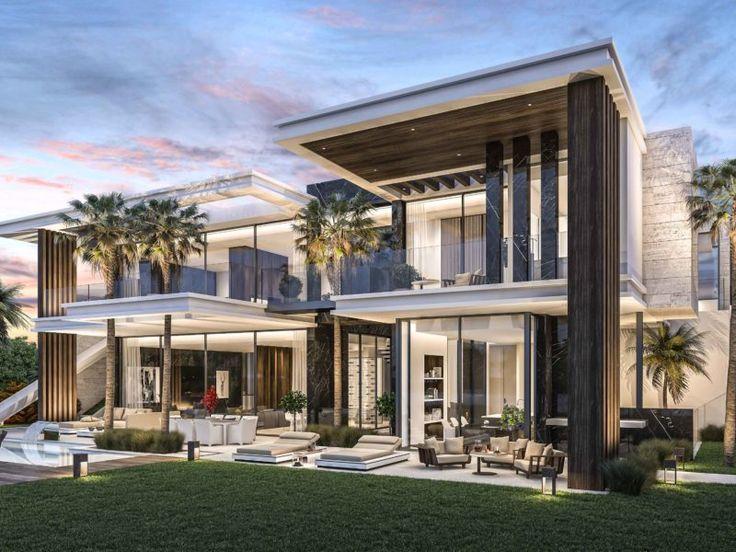 Architecture And Development Luxury Villa In California Usa Luxus Villa Architektur Haus Design Moderne Hausfassade