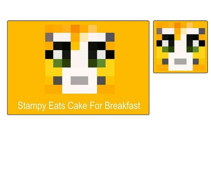 Is Stampy Cat Hookup Sqaishey Minecraft Paint